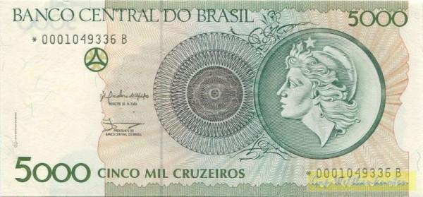 * KN = Ersatznote - (Sie sehen ein Musterbild, nicht die angebotene Banknote)