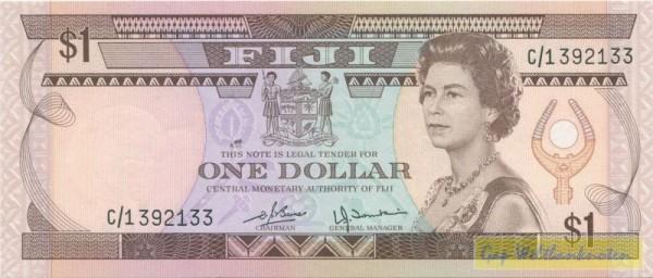Us. Barnes/Tomkins - (Sie sehen ein Musterbild, nicht die angebotene Banknote)