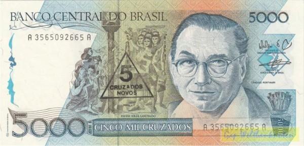 Us. 27, S. 3532-3818 - (Sie sehen ein Musterbild, nicht die angebotene Banknote)