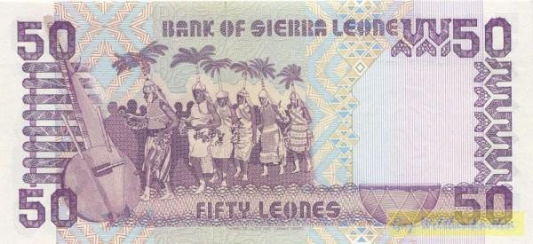 27.4.89, TDLR - (Sie sehen ein Musterbild, nicht die angebotene Banknote)
