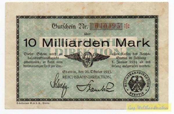 Wz Achteckfliesen - (Sie sehen ein Musterbild, nicht die angebotene Banknote)