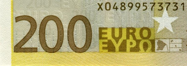 E002;R008 - (Sie sehen ein Musterbild, nicht die angebotene Banknote)