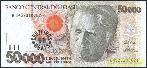 Üdr. auf Nr.234 - (Sie sehen ein Musterbild, nicht die angebotene Banknote)