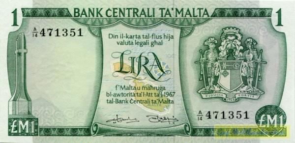 Gabriele/Laspina - (Sie sehen ein Musterbild, nicht die angebotene Banknote)
