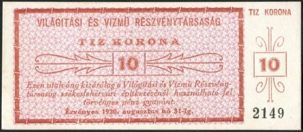 gültig bis 31.8.20 - (Sie sehen ein Musterbild, nicht die angebotene Banknote)