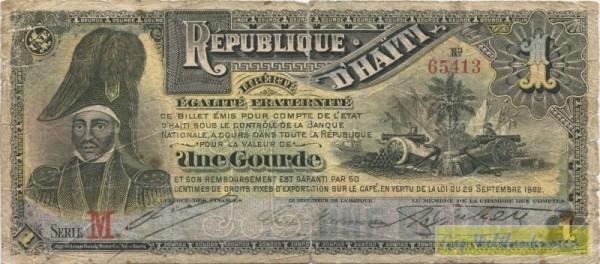 L1892 - (Sie sehen ein Musterbild, nicht die angebotene Banknote)