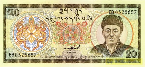 Us. 1, XX KN - (Sie sehen ein Musterbild, nicht die angebotene Banknote)
