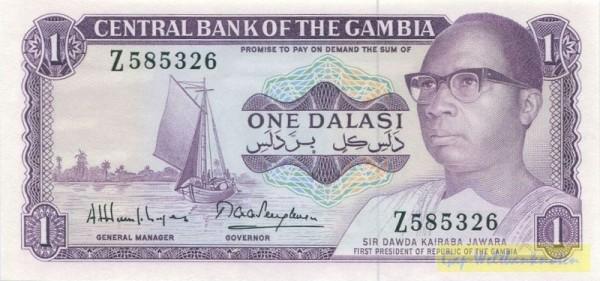 Us. 8, Z KN = Ersatznote - (Sie sehen ein Musterbild, nicht die angebotene Banknote)