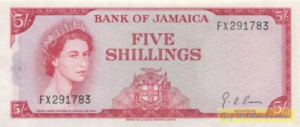 Us. 4 - (Sie sehen ein Musterbild, nicht die angebotene Banknote)