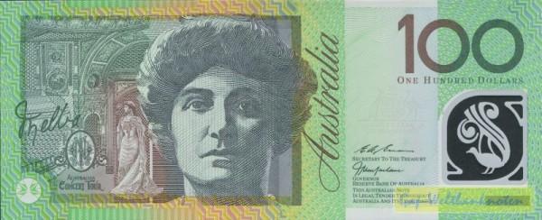 99, Evans-Macfarlane - (Sie sehen ein Musterbild, nicht die angebotene Banknote)