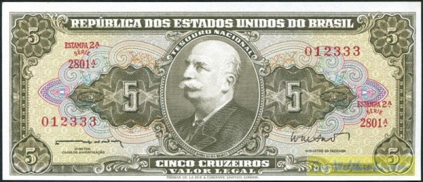 Us. 11, S. 2301-3500 - (Sie sehen ein Musterbild, nicht die angebotene Banknote)