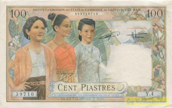 Us. 21 - (Sie sehen ein Musterbild, nicht die angebotene Banknote)
