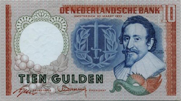 23.3.53, XXX KN - (Sie sehen ein Musterbild, nicht die angebotene Banknote)