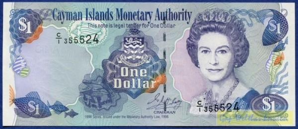 1998, C/1 - (Sie sehen ein Musterbild, nicht die angebotene Banknote)