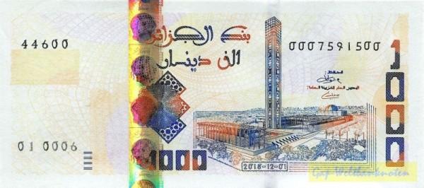 1.12.18 - (Sie sehen ein Musterbild, nicht die angebotene Banknote)