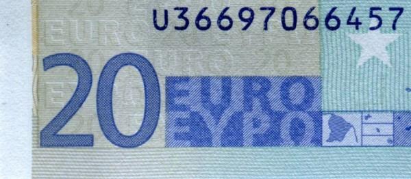 L066,073 - (Sie sehen ein Musterbild, nicht die angebotene Banknote)
